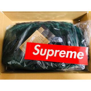 シュプリーム(Supreme)のSupreme Faux Fur Waist Bag 緑 グリーン(ウエストポーチ)
