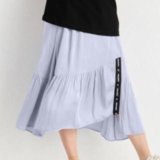 GU - 新品150 アシメントリースカート