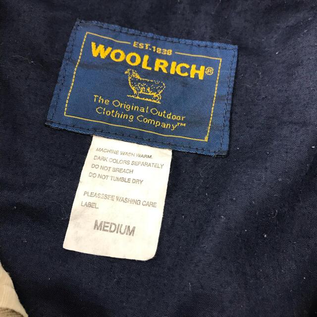 WOOLRICH(ウールリッチ)のWOOLRICH ハンティング・ベスト メンズのトップス(ベスト)の商品写真