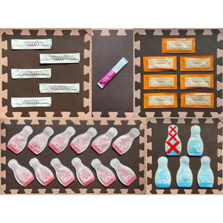 マウスウオッシュ ブクブク 歯磨き粉ジェルガム 口臭口腔オーラルケア 薔薇セット(口臭防止/エチケット用品)