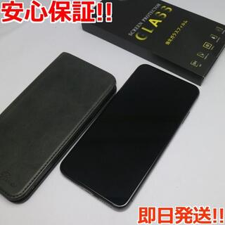 アイフォーン(iPhone)の美品 SIMフリー iPhoneXS MAX 64GB スペースグレイ (スマートフォン本体)