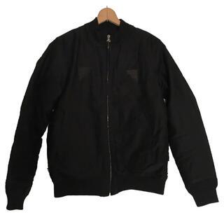 ヴィスヴィム(VISVIM)の【美品】visvim  ブルゾン ジャケット黒(ブルゾン)