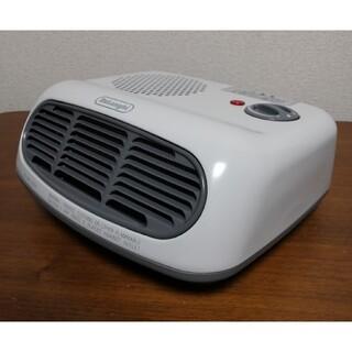 デロンギ(DeLonghi)のデロンギコンパクトファンヒーターHTM02 即温風吹出 完動美品 イタリア製暖房(ファンヒーター)