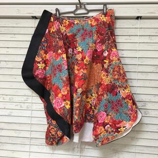 コムデギャルソン(COMME des GARCONS)の04ss COMMEdesGARCONS スカート(ひざ丈スカート)