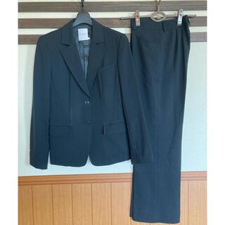 エンジョイ(enjoi)のenjoy 事務服 パンツスーツ11号 カーシーカシマ(スーツ)