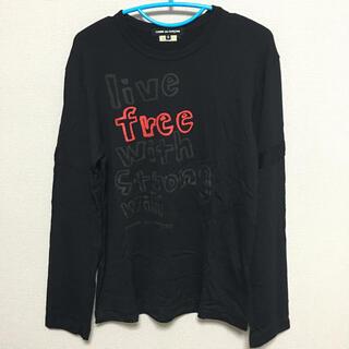 コムデギャルソンオムプリュス(COMME des GARCONS HOMME PLUS)のコムデギャルソン 長袖Tシャツ/メッセージ(Tシャツ/カットソー(七分/長袖))