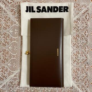 ジルサンダー(Jil Sander)のジルサンダー 21ss 長財布(財布)