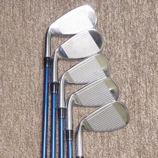 アダムスゴルフ(Adams Golf)のアダムスゴルフ・idea アイアン5本セット(クラブ)