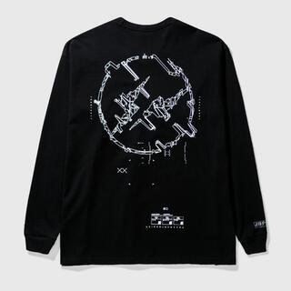 フラグメント(FRAGMENT)のサイバーパンク2077 フラグメントデザイン ロンT(Tシャツ/カットソー(七分/長袖))