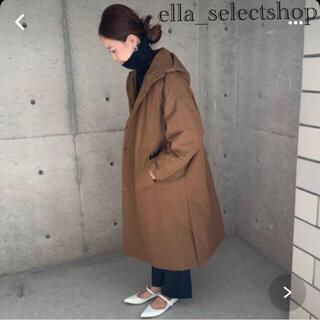 アパルトモンドゥーズィエムクラス(L'Appartement DEUXIEME CLASSE)のella_selectshop  slit mode long blouson(その他)