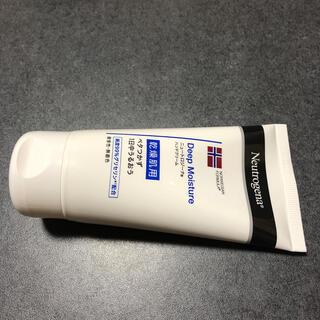 Neutrogena - ニュートロジーナ ディープモイスチャー ハンドクリーム 乾燥肌用 微香性(75m