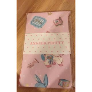 アンジェリックプリティー(Angelic Pretty)のangelic pretty melody toys タイツ ピンク(タイツ/ストッキング)