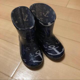 レインブーツ 14㎝ 男の子 新品未使用(長靴/レインシューズ)