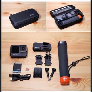 ゴープロ(GoPro)の新品未使用 GoPro HERO9 black &フローティングカメラケース(コンパクトデジタルカメラ)