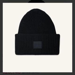 アクネ(ACNE)のacne(アクネ)ニット帽(ニット帽/ビーニー)