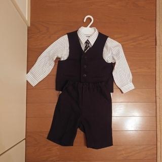 シマムラ(しまむら)の男の子用スーツセット 95cm(ドレス/フォーマル)
