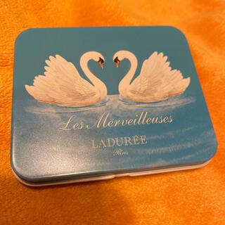 レメルヴェイユーズラデュレ(Les Merveilleuses LADUREE)のレ・メルヴェイユーズ ラデュレ・チークカラーパレット101(チーク)