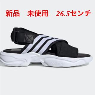 アディダス(adidas)の【新品 未使用】アディダスサンダル MagmurSandals(サンダル)