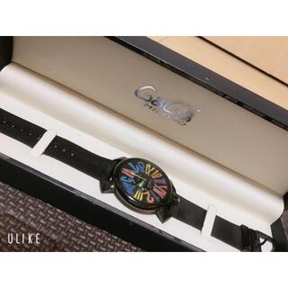 ガガミラノ(GaGa MILANO)のガガミラノ 腕時計 メンズ(腕時計(アナログ))