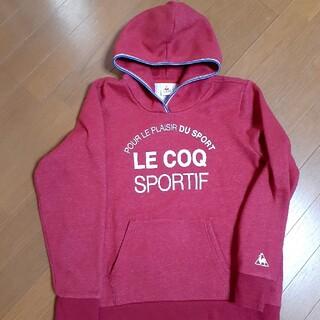 ルコックスポルティフ(le coq sportif)のトレーナー パーカー(トレーナー/スウェット)