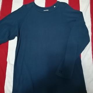 ハリウッドランチマーケット(HOLLYWOOD RANCH MARKET)のra様専用ハリランストレッチフライス ターコイズブルー(Tシャツ/カットソー(七分/長袖))