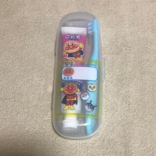 アンパンマン(アンパンマン)のアンパンマン  子ども用 歯磨きセット(歯ブラシ/歯みがき用品)