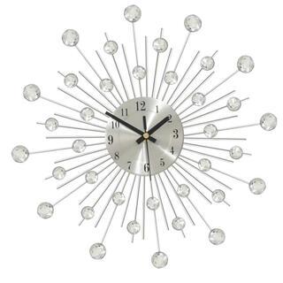 フランフラン(Francfranc)のFrancfranc ❤︎ ビジュー掛け時計(掛時計/柱時計)