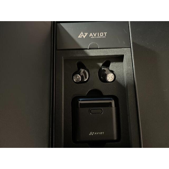 AVIOT TE-D01d フルワイヤレスイヤホン スマホ/家電/カメラのオーディオ機器(ヘッドフォン/イヤフォン)の商品写真
