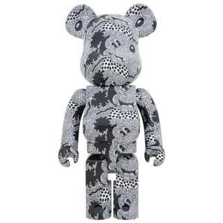 メディコムトイ(MEDICOM TOY)のBE@RBRICK Keith Haring Mickey Mouse1000%(その他)