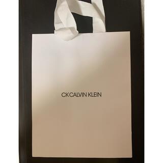 シーケーカルバンクライン(ck Calvin Klein)のCK CALVINKLEIN ショップ袋(ショップ袋)