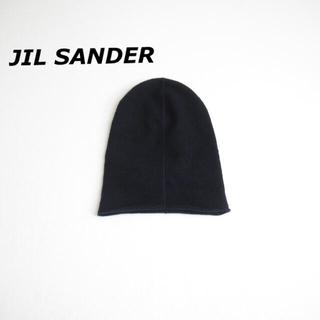 ジルサンダー(Jil Sander)の【SALE】 JIL SANDER ウールキャップ イタリア製 ジルサンダー(ニット帽/ビーニー)