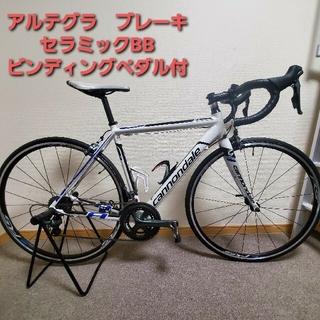 キャノンデール(Cannondale)のcanondale ロードバイク(自転車本体)
