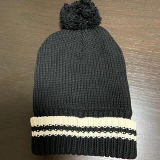 スナイデル(snidel)のsnidel  ニット帽(ニット帽/ビーニー)