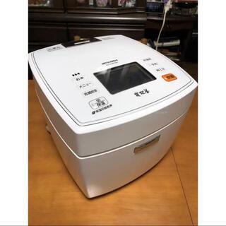 三菱電機 - 三菱 IH炊飯器 炭炊釜でふっくら 1升(10合)炊き 2015年製 ジャンク