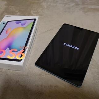 ギャラクシー(Galaxy)のGalaxy Tab S6 lite Wi-Fi 4/128GB ブルー(タブレット)