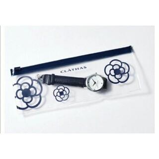 クレイサス(CLATHAS)の【新品未開封】クレイサス 腕時計スライダーケース付(腕時計)
