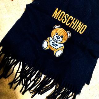 モスキーノ(MOSCHINO)のモスキーノ マフラー (マフラー/ショール)