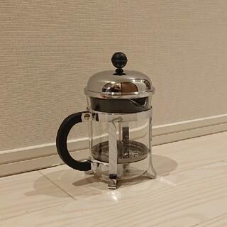 スターバックスコーヒー(Starbucks Coffee)のスターバックス コーヒープレス シルバー【中古】(コーヒーメーカー)