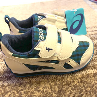 ファミリア(familiar)の新品未使用 ファミリアスニーカー靴 15センチ(スニーカー)