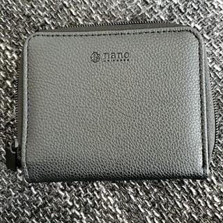 ナノユニバース(nano・universe)のナノユニバースカード一括管理二つ折り財布(折り財布)