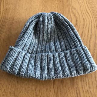 ジーユー(GU)のニット帽(帽子)