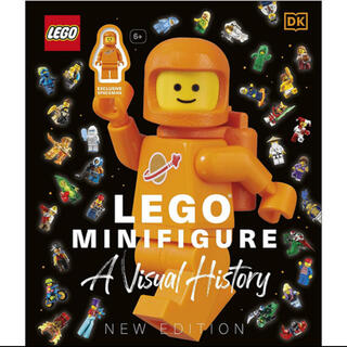 レゴ(Lego)の LEGO® Minifigure A Visual History 本 (その他)