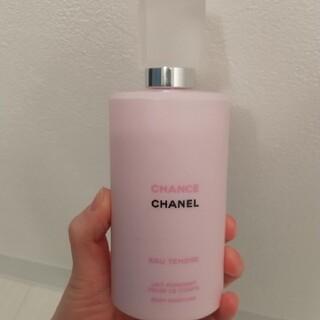 CHANEL - CHANEL CHANCE ボディーミルク