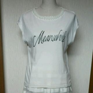 ミスティウーマン(mysty woman)のFujikoさん専用 T シャツカーデ♥(Tシャツ(半袖/袖なし))