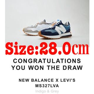 """ニューバランス(New Balance)のNew Balance x Levi's """"MS327LVA""""(スニーカー)"""