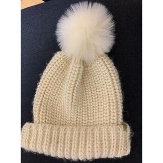 ミラオーウェン(Mila Owen)のMila Owenニット帽(ニット帽/ビーニー)