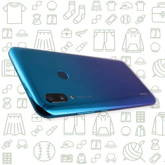 ANDROID(アンドロイド)の【B】Nova Lite 3/POT-LX2J/32/SIMフリー スマホ/家電/カメラのスマートフォン/携帯電話(スマートフォン本体)の商品写真