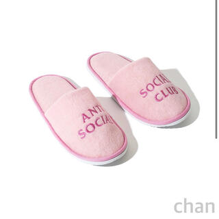 アンチ(ANTI)のASSC No Shoes Pink(その他)