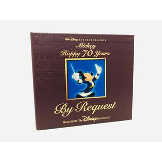 【限定】Disney『By Request/バイリクエスト』ミッキー生誕記念CD