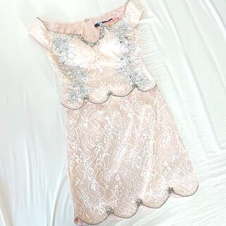 an - ROBE de FLEURS セパレートドレス この商品は1月末までの販売です